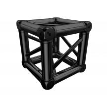 F34 Multi Box Corner stage black