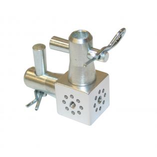 F14 Cube incl. 2 half conical conector  1