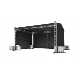 Double Pitch Roof 10x8m / 8x6m  1