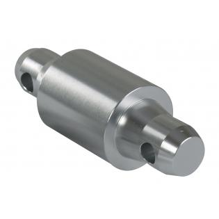 Spacer PL 10mm male  1