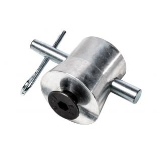 Half conical connector F22 - F24  2