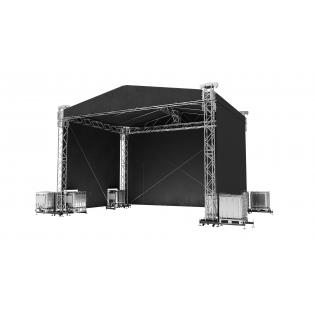 Double Pitch Roof 10x8m / 8x6m  6